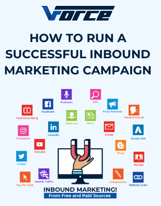 how to run a successful inbound marketing campaign with diagram